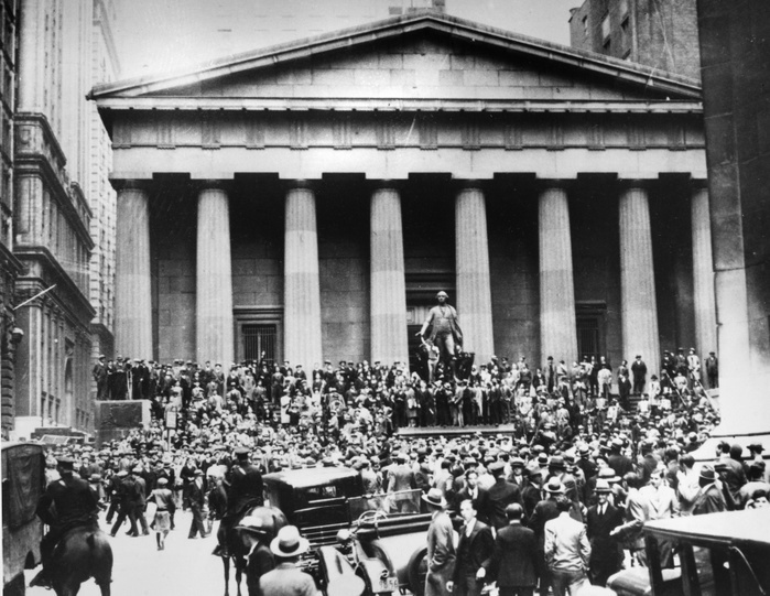 1907年と1929年の金融恐慌を語る】伝説の大投資家テンプルトン その1 ...